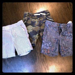 4T Gap Shorts